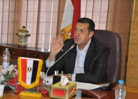 محافظ أسيوط ينعى شهداء حادث كنيسة مارمينا بحلوان