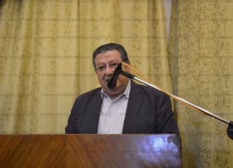 """""""المؤتمر"""" يدشن أمانة الحزب في حلوان.. ويؤكد: ستبدأ عملها بانطلاقه ثقافية للشباب"""