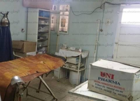 """""""العلاج الحر"""" تضبط 90 منشأة طبية غير مرخصة في بني سويف"""