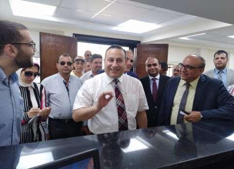 محافظ الإسكندرية: نعمل على مشروعات المدن الذكية والخضراء