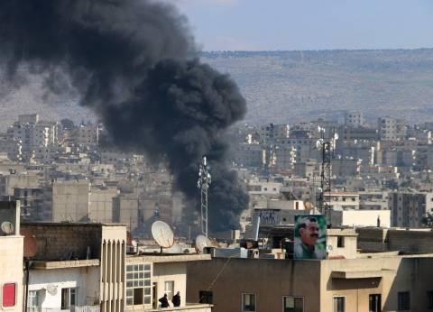 الاحتلال الإسرائيلي يقصف 3 مواقع لحماس في غزة