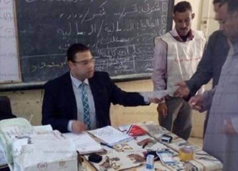 قرى المرشحين تشهد إقبالا ملحوظا للناخبين في المنيا
