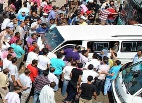 حملات إزالة مكثفة في «الموقف الجديد» بالإسكندرية