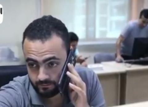 """إيمان الحصري تعرض فيلم """"الوطن"""" عن حياة سيد بسطويسي.. """"حي يرزق"""""""
