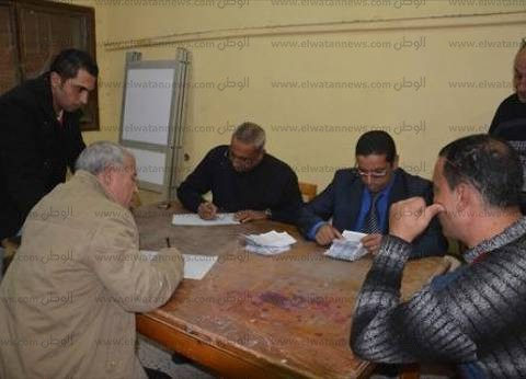 """""""نبيه"""" و""""خالد"""" يتقدمان في دائرة منية النصر بالدقهلية"""