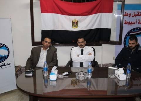 رئيس حزب مستقبل وطن يشيد بجهود السيسي في إعادة مصر لمكانتها