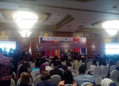 سحر نصر: الشباب يشكل 50% من الشعب المصر و25% من البرلمان