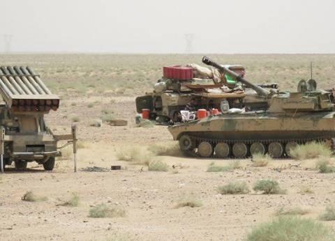 """الجيش السوري ينفي أنباء عن اتفاق مع """"داعش"""" جنوب دمشق"""