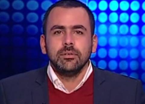 يوسف الحسيني ناعيا نور الشريف: العالم العربي خسر قيمة فنية كبيرة
