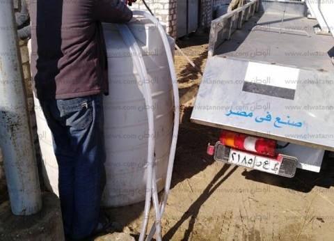 انقطاع مياه الشرب لمدة 24 ساعة في 5 مناطق شرق الإسكندرية