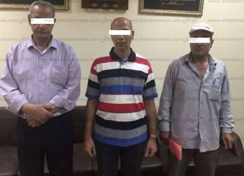 ضبط 3 مسؤولين بمركز أولاد صقر بالشرقية بتهمة إصدار تراخيص بناء مخالفة