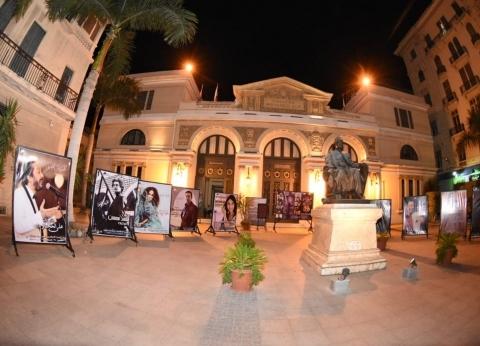 علي الحجار ومدحت صالح نجوم حفلات مهرجان الأوبرا الصيفي بالإسكندرية