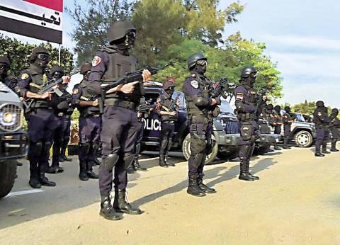 عاجل| 14 شهيدا و8 مصابين في مواجهات مع إرهابيين بـ«الواحات»