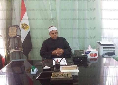أوقاف أسيوط تخصص 25 مسجدا للاعتكاف طبقا للضوابط الوزارية