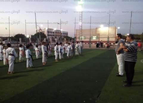 """""""الشباب والرياضة"""" بجنوب سيناء تنظم احتفالية بذكرى ثورة 30 يونيو"""