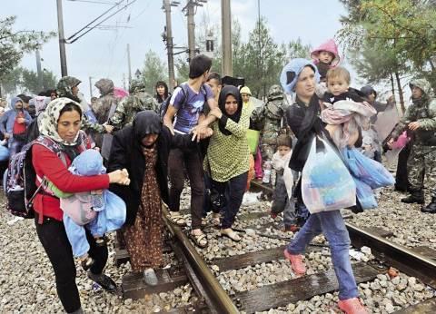 """انتشال 7 لاجئين سوريين أحياء من مرفأ """"كاليه"""" بفرنسا"""