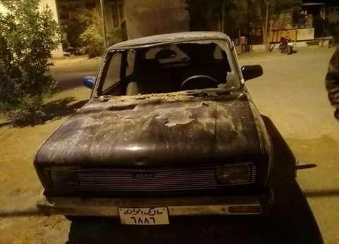 الحماية المدنية بالوادي الجديد تسيطر على حريق نشب بسيارة ملاكي