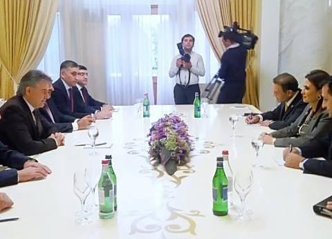 رئيس وزراء أرمينيا: سنكون بوابة مصر إلى الاتحاد الأوراسي