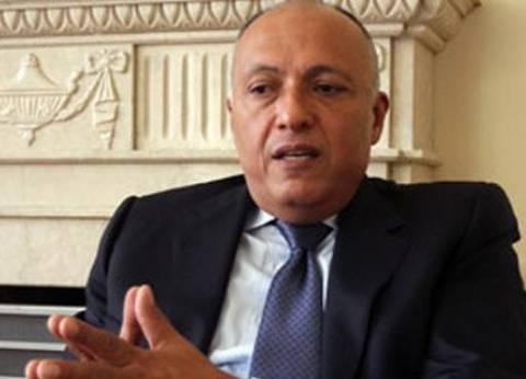 عاجل| سامح شكري يطلع على تقارير البعثات الدبلوماسية المصرية في الخارج