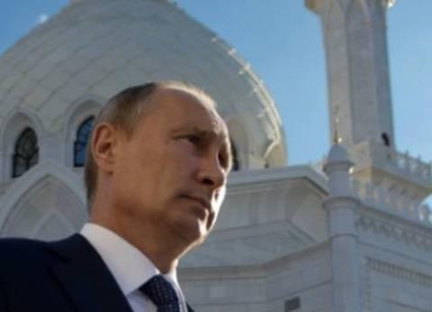 بوتين وميدفيديف يهنئان مسلمي روسيا بعيد الأضحى