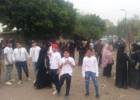 مؤشرات أولية| 79270 صوتا للسيسي و3555 لموسى مصطفى ببساتين القاهرة