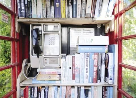 اعرف كتابك بـ«التليفون».. دور النشر تستخدم دعاية مبتكرة لزيادة المبيعات
