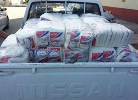 """""""تموين السويس"""": ضخ 180 طن سكر للمواطنين منذ ظهور الأزمة بالسويس"""