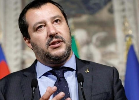 سالفيني يواصل ضغطه لإجراء انتخابات مبكرة في إيطاليا