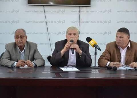 """""""طاهر"""" ينفي تخصيص قطعة أرض بالإسماعيلية لصالح وادي دجلة: لا تلتفتوا للشائعات"""