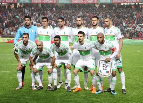 أمم أفريقيا 2019| منتخب الجزائر يتقدم بهدفين على كينيا في الشوط الأول
