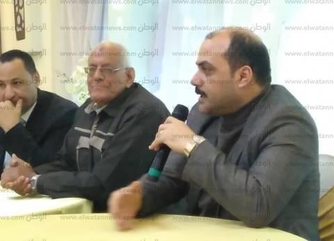 بالصور| الباز: مصر قدمت نحو 1300 شهيد و20 ألف جريح في حربها ضد الإرهاب