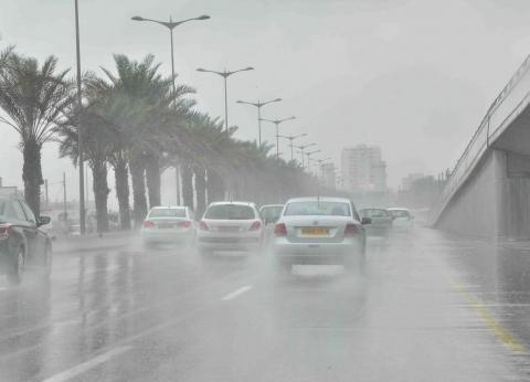 حالة الطقس خلال الـ72 ساعة المقبلة.. وتوقعات بسقوط أمطار