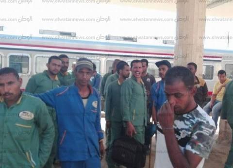 «العاملين بالنظافة»: قرارات رئيس المدينة سبب إضراب عمال منيا القمح