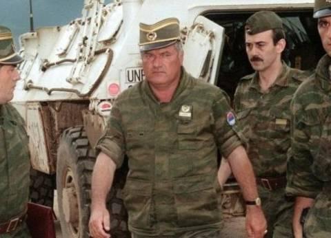 """""""ملاديتش"""" يستأنف إدانته بجرائم حرب وإبادة في البوسنة"""