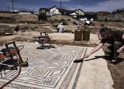 اكتشاف حي روماني من القرن الميلادي الأول في فرنسا