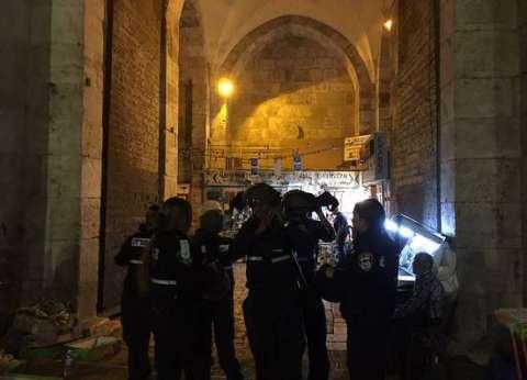 عاجل| قوات الاحتلال تقتحم باحات المسجد الأقصى وتحاصر المصلين