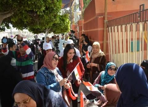 """""""الشباب المصري"""" يرصد بعض المخالفات ثاني أيام الانتخابات الرئاسية"""