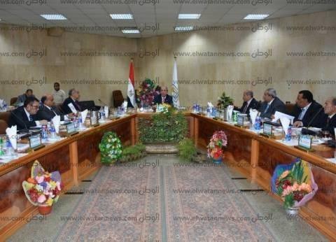 مجلس جامعة أسيوط يعتمد مذكرة تفاهم مشتركة مع جامعة نيقوسيا بقبرص