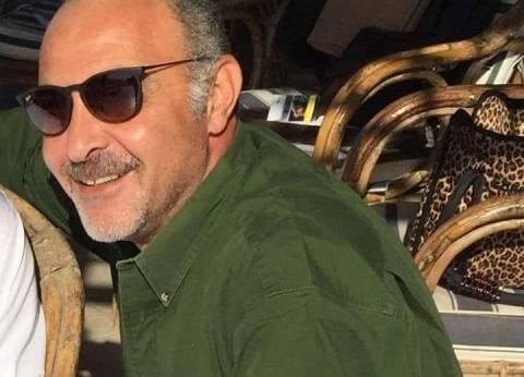 تشيع جنازة والد المخرج أحمد خالد أمين من السيدة نفيسة