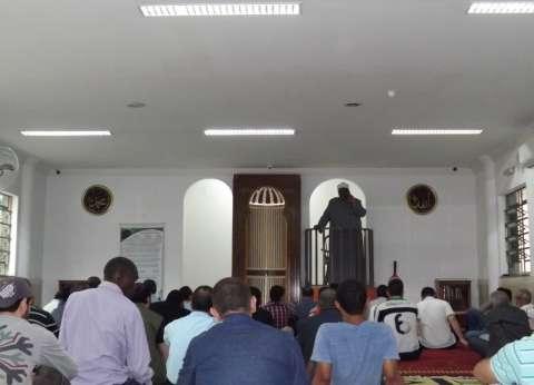 وكيل الأزهر يتفقد الجمعية الإسلامية بريو دي جانيرو