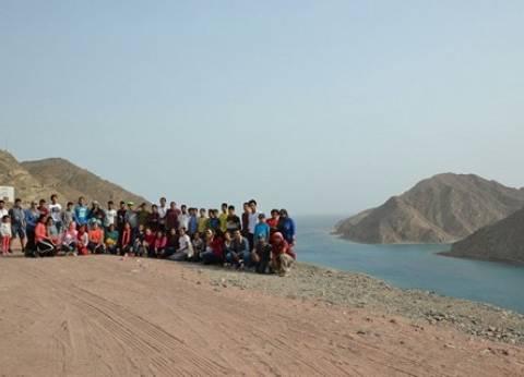 """""""البيئة"""": غلق جميع محميات جنوب سيناء لسوء الأحوال الجوية"""