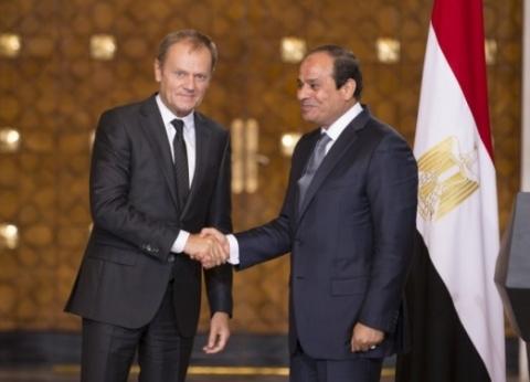 """يشارك في """"العربية-الأوروبية"""".. من هو رئيس المجلس الأوروبي؟"""