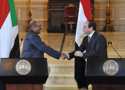 مصر والسودان.. «توأم النيل» يجتمعان فى الاتحادية