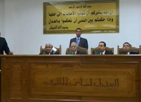 """تأجيل محاكمة 32 متهما بـ""""فض اعتصام النهضة """"لجلسة 3 ديسمبر"""