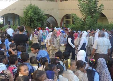 أمن الإسكندرية يكثف الجهود لتوفير مناخ أمن للطلاب مع بداية العام الدراسي