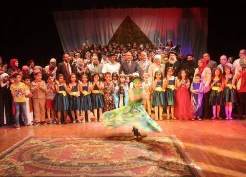 انطلاق فعاليات مهرجان مسرح الطفل في قصر ثقافة السويس