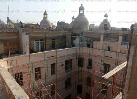 محافظ القاهرة: تطوير شارع الشريفين بـ10 ملايين جنيه