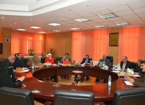 محافظ الشرقية يترأس لجنة لاختيار مدير عام الإدارة العامة للصيادلة