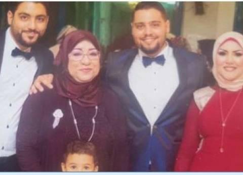 """""""عفاف"""" الأم المثالية عن بورسعيد.. """"أرملة من 28 عاما وربت 3 أبناء"""""""