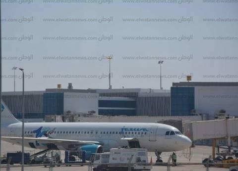 """12 ألف راكب على متن 127 رحلة جوية لـ""""مصر للطيران"""""""